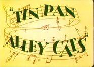 Tin Pan Alley Cats 1943 Bob Clampett