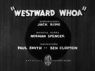 Looney Tunes - Westward Whoa - Jack King - 1936x128