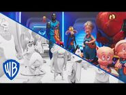 Space Jam- A New Legacy - Visual Journey Featurette - WB Kids