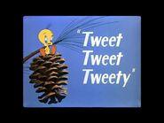 Tweet Tweet Tweety (Music & SFX Only)