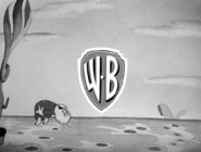 Porky and WB Shield