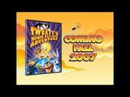 Tweety's High-Flying Adventure (2000) 2007 DVD rerelease promo (60fps)