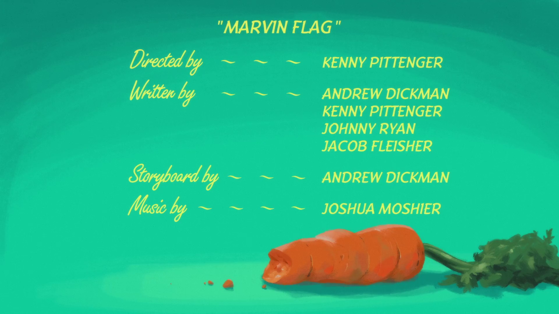 Marvin Flag