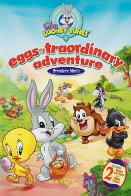 Baby Looney Tunes' Eggs-traordinary Adventure