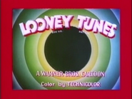 PAL Golden Jubilee Print (1986-1993) - 3. Looney Tunes Title Card