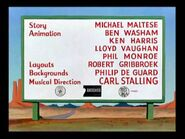 Wile E. Coyote And Road Runner - (Ep