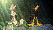 Daffy Thinks He's a Wizard
