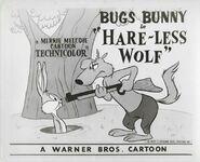 Hare-Lesss Wolf Lobby Card 2