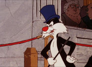 Looney Looney Looney Bugs Bunny Movie - Sylvester2