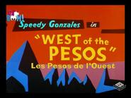 857 - A1 - West of the Pesos (Les pesos de l'Ouest) 15568000
