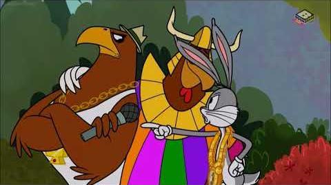 New Looney Tunes - The Rap Battle