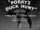 Porky's Duck Hunt