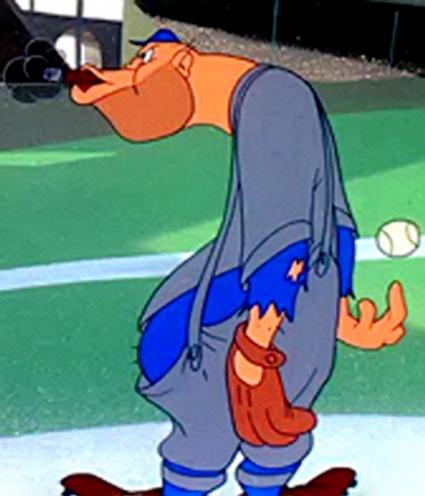 The Gashouse Gorillas Baseball Team