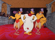 Looney Looney Looney Bugs Bunny Movie - Foghorn Leghorn