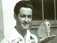 Bob with award