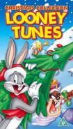 Christmas Collection Looney Tunes UK VHS