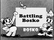 Looney Tunes - Battling Bosko - Hugh Harmon - 1932x26