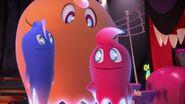 Pac-Man Bugs Bunny reference screencap