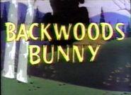 Backwoodsbunny