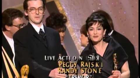 Short Film Winners - 1995 Oscars (Bugs Bunny & Daffy Duck)