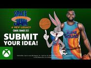 Submit your idea for a Space Jam- A New Legacy Arcade-Style Xbox Game