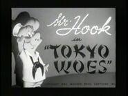 Mr Hook in Tokyo Woes