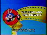 Lt tbbats the high and the flighty
