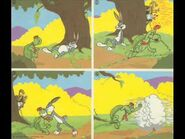 Bugs Bunny and the Tortoise