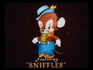Little Brother Rat Sniffles Title