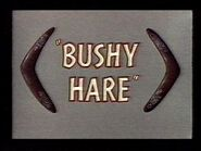 Bushyhare