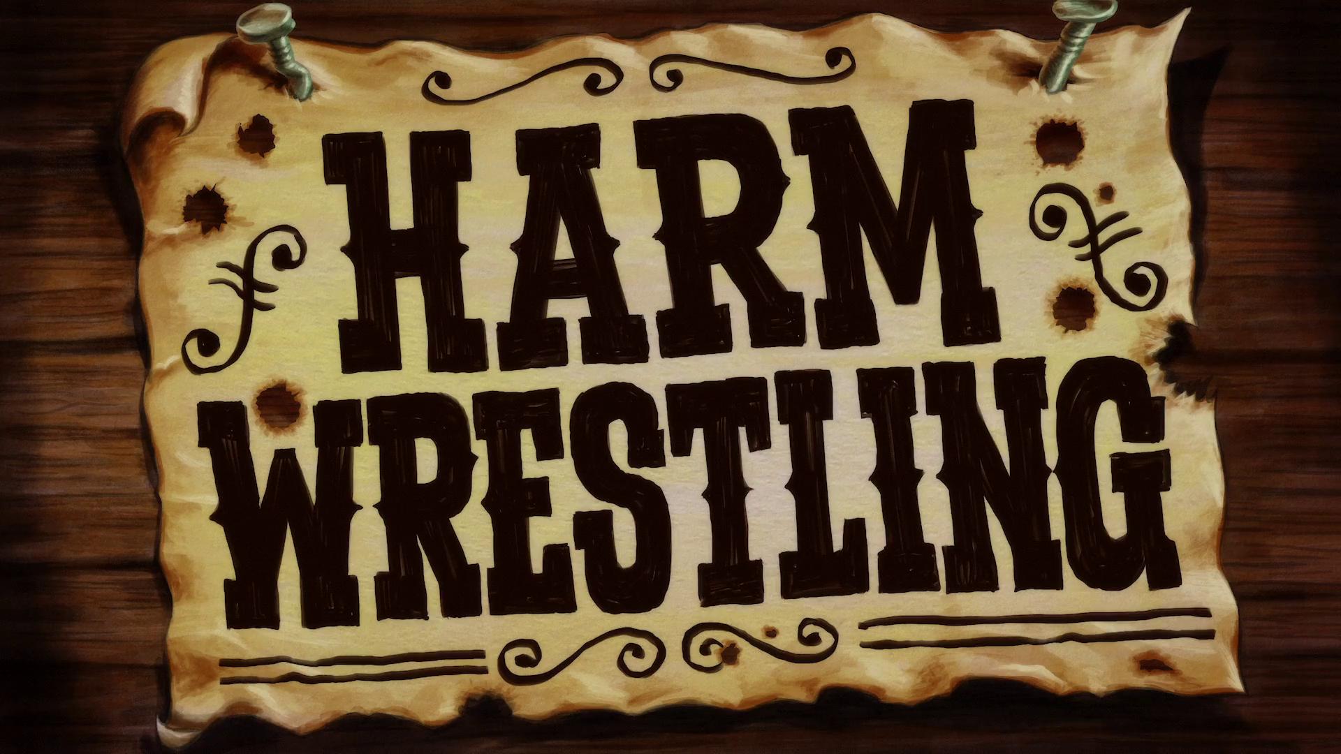 Harm Wrestling