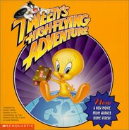Tweety's High-Flying Adventure Soundtrack Book