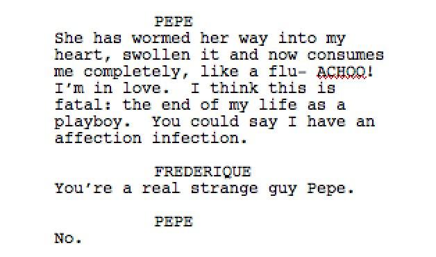 Pepé Le Pew (film)