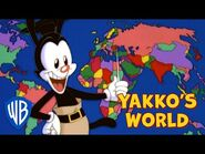 Animaniacs SING-ALONG 🎤 - Yakko's World - WB Kids