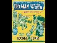 Looney Tunes - Big Man from the North - Harmon & Ising - 1931x7