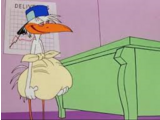 The Drunk Stork