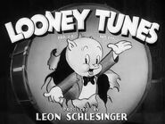 """Looney Tunes """"We, The Animals-Squeak!"""" (1941)"""
