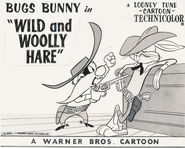 Wild and Woolly Hare Lobby Card