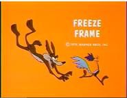 Freeze Frame title card