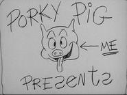 Porkys Preview-Porky Pig Presents