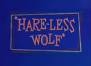 Hare-Less Wolf (Restored)