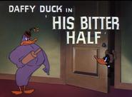 His Bitter Half Title