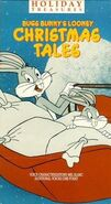 Looney Christmas Tales VHS