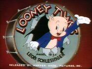 LT porky 1940 Color
