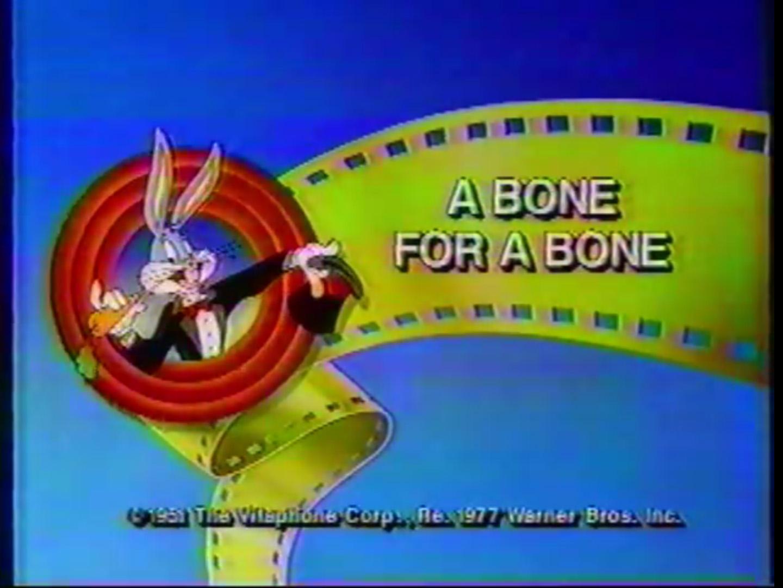 A Bone for a Bone