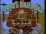 Porky's Railroad (Redrawn Colorized)