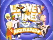 Looney Tunes on Nickelodeon Interstitial Bumper (1990)