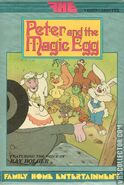 Peter And The Magic Egg 1983 VHS