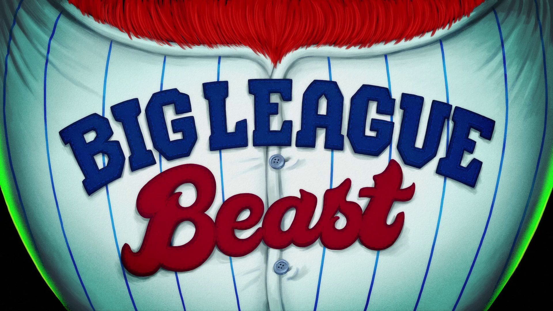 Big League Beast