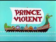 Looney Tunes - Prince Violent (1961)